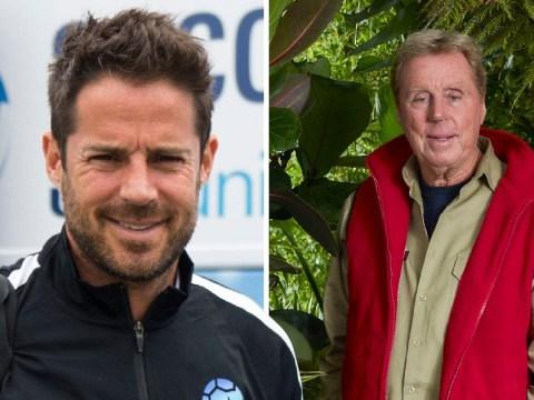 I'm A Celeb winner Harry Redknapp warns son Jamie to 'keep away' from Emily Atack