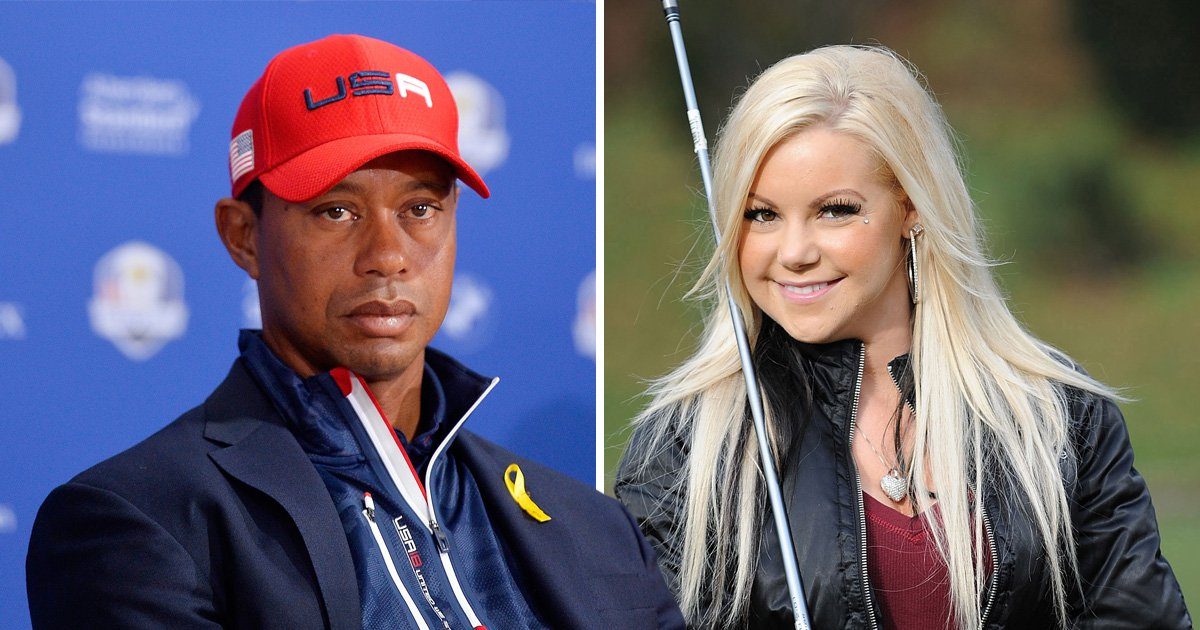 Tiger Woods' ex rescued from Las Vegas drug den by Dog the Bounty Hunter