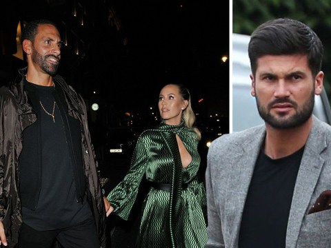 Kate Wright's ex-boyfriend Dan Edgar breaks silence on Rio Ferdinand engagement