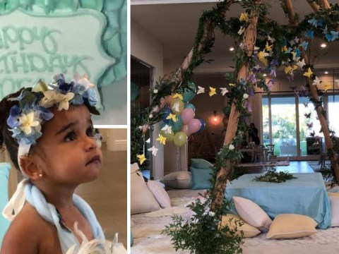 Rob Kardashian throws daughter Dream an epic fairy-themed birthday party amid Blac Chyna child support battle