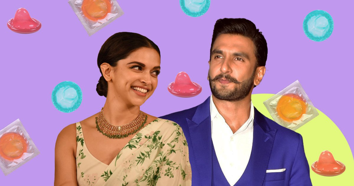 Deepika Padukone and Ranveer Singh congratulated by condom companies on wedding day