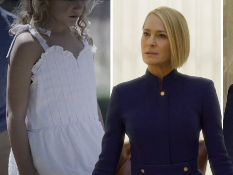 House of Cards season 6: Costume designer takes us inside Claire Underwood's makeover after Frank's death