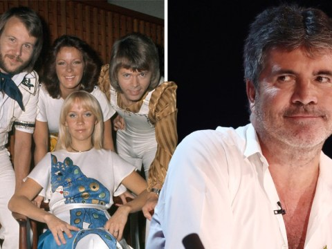 Simon Cowell bags actual ABBA for The X Factor after BBC pull the plug on special