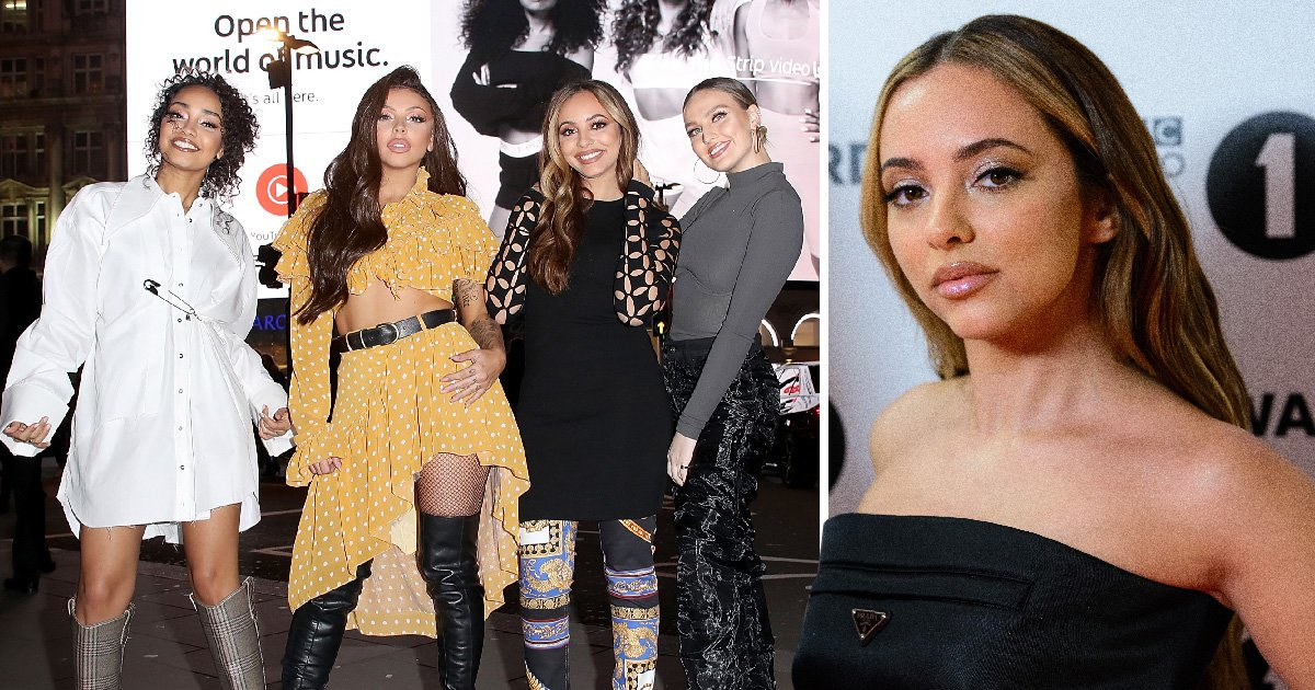 Jade Thirlwall opens up on how pregnancy rumours inspired new Little Mix anthem