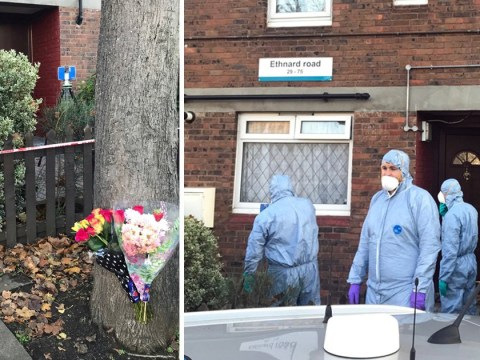 Man charged with stabbing his mother, 75, to death at south London home
