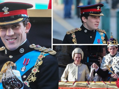 The Crown season 3: Prince Charles is presented to Wales with Caernarfon Castle ceremony