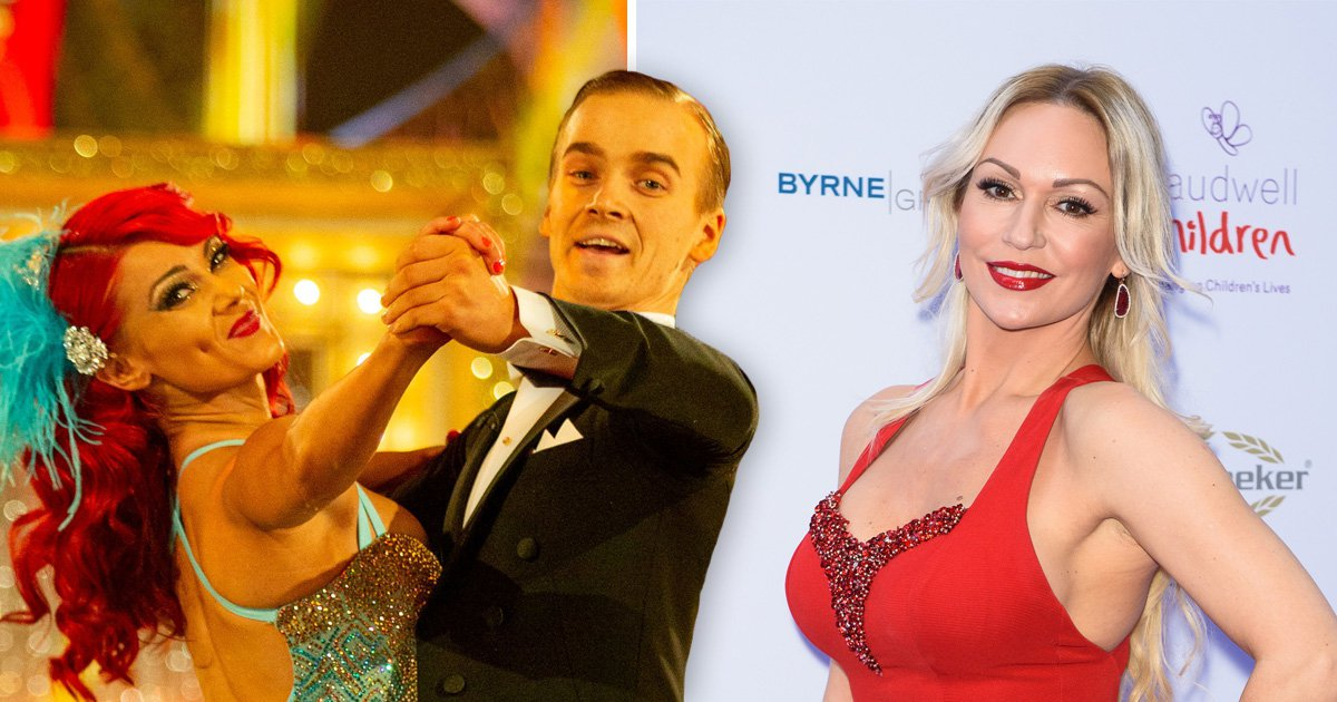 Joe Sugg backed to win Strictly Come Dancing by ex-pro Kristina Rihanoff