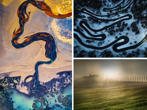 Photographers explain how they captured the winning images in EPSON International Pano Awards 2018