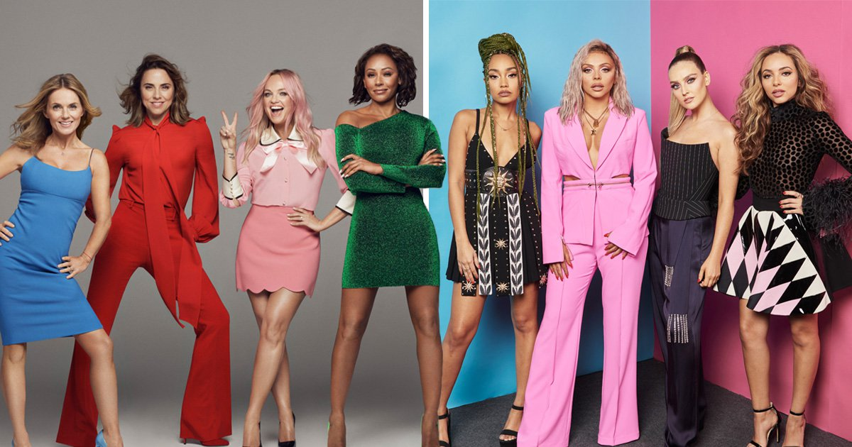 Spice Girls and Little Mix aren't duetting on The X Factor and we're gutted