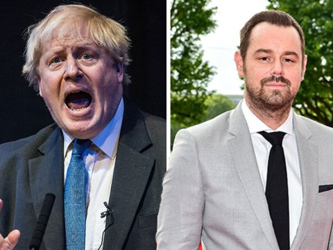 Danny Dyer's gone on another x-rated rant over Brexit