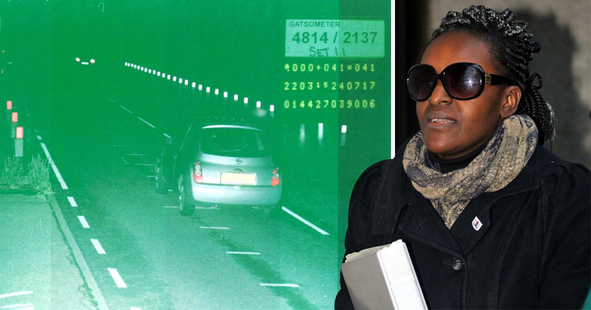 Labour MP Fiona Onasanya tells court her brother 'sorted out' speeding ticket