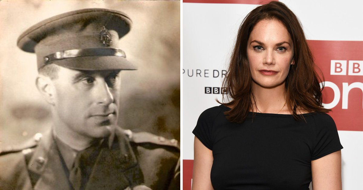 Ruth Wilson 'gives birth to own father' in strange family biopic Mrs. Wilson
