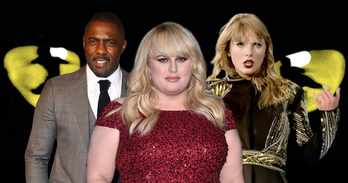 Rebel Wilson to join Idris Elba and Taylor Swift in Cats