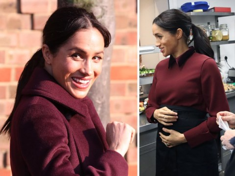 Meghan Markle returns for more cooking with women who created Grenfell cookbook