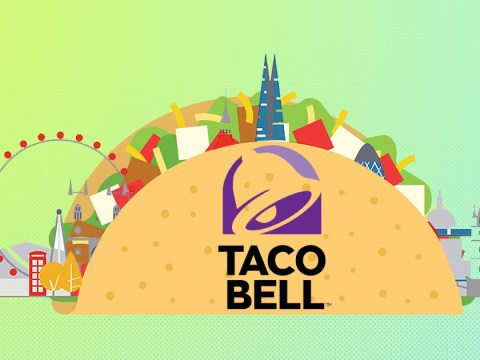 Taco Bell is coming to London this Friday