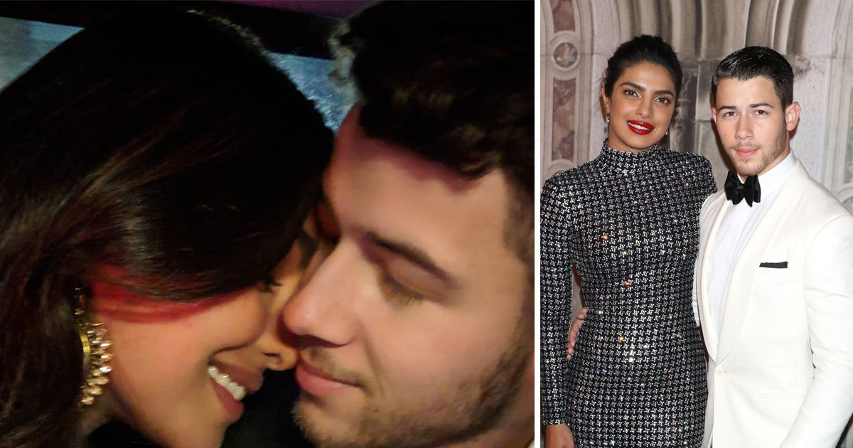Priyanka Chopra and Nick Jonas are just too much as they share biggest hint they're about to marry