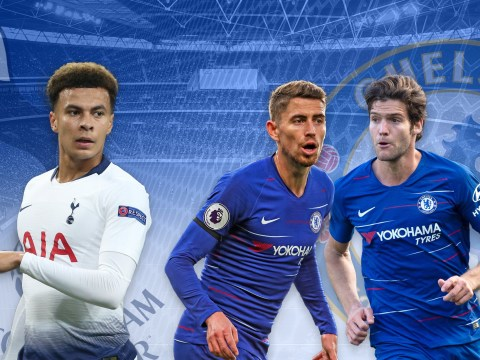 Stopping Jorginho and the key tactical battles between Spurs and Chelsea