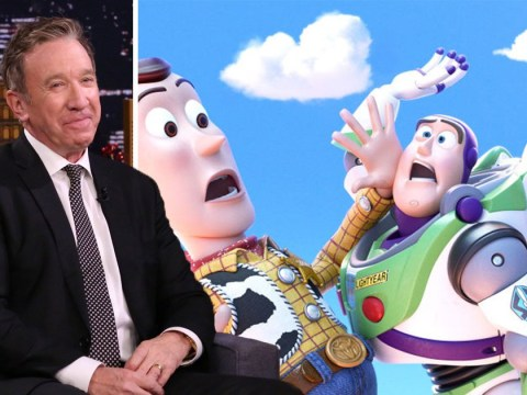 Tim Allen teases mystery Toy Story 4 role for Keanu Reeves and we are so here for it