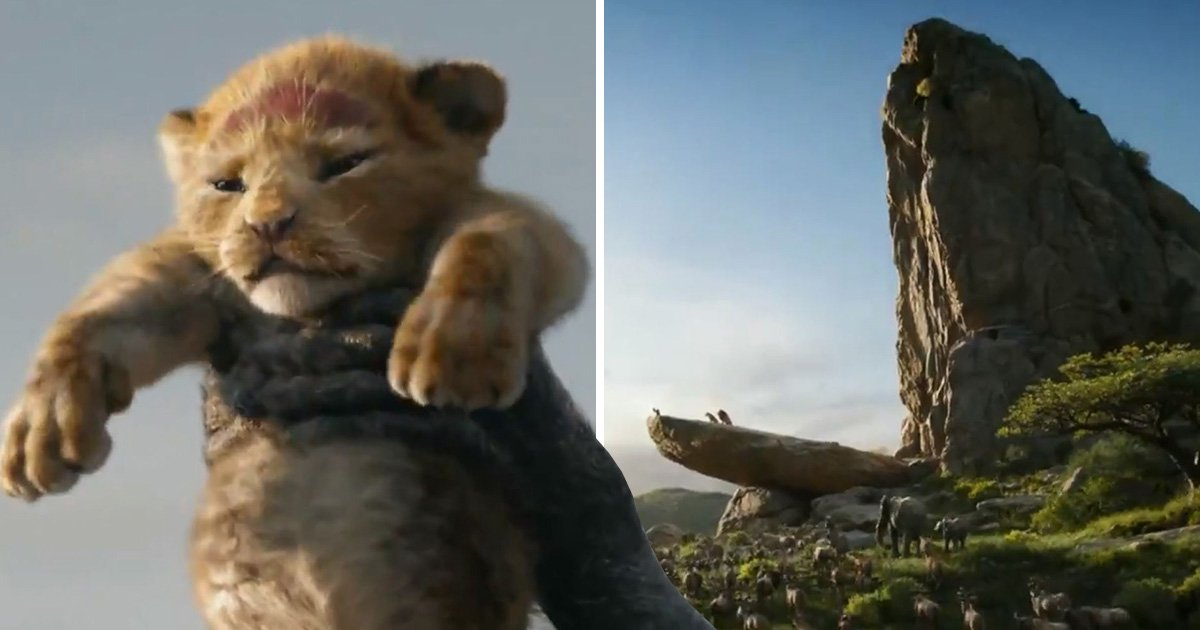 First look at The Lion King as official trailer drops – and fans are already in tears