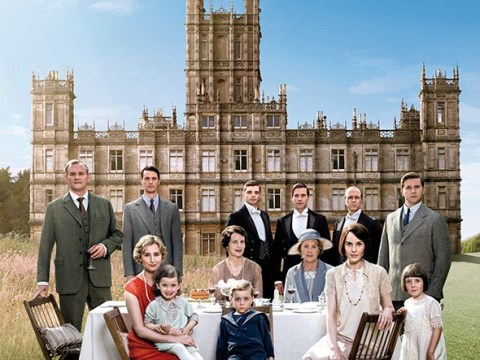 You can now have Christmas dinner at the Downton Abbey castle
