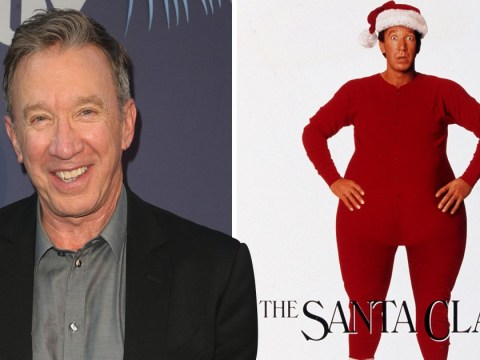 Tim Allen shot Santa dead in the original The Santa Clause script and we're scarred