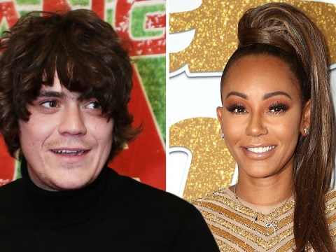 Frankie Cocozza calls Mel B a 'lightweight' for snorting six lines of cocaine a day