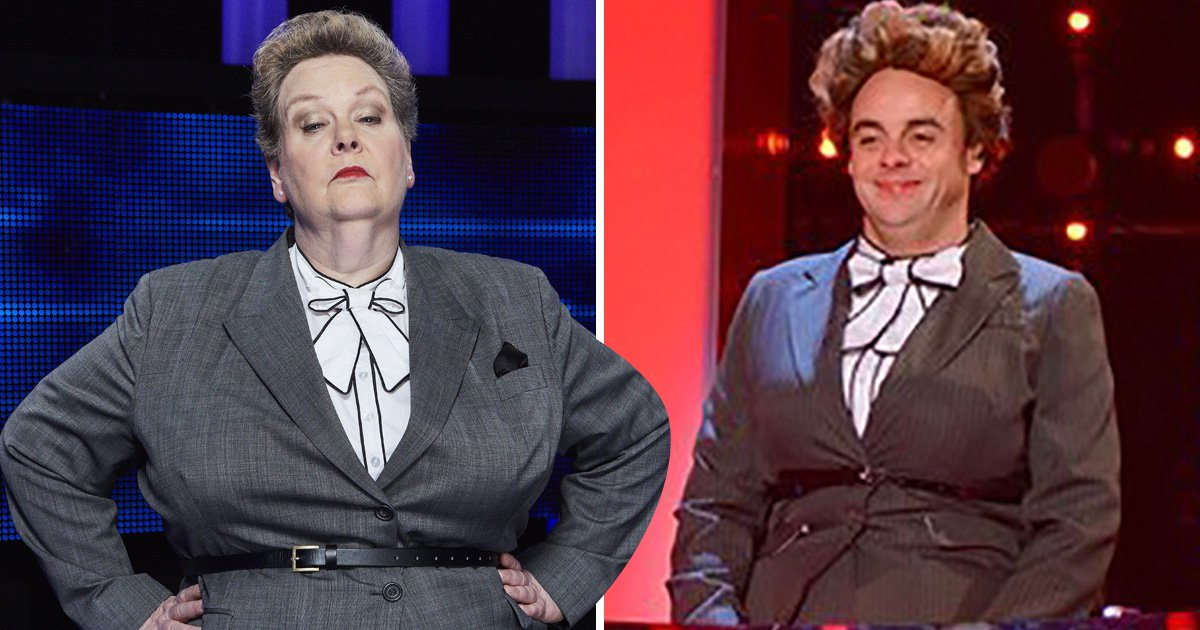 Ant McPartlin's 'excellent' impression of I'm A Celebrity's Anne Hegerty resurfaces