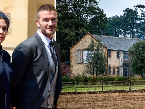 David and Victoria Beckham's £6 million Cotswolds estate 'targeted by criminals for second time in weeks'