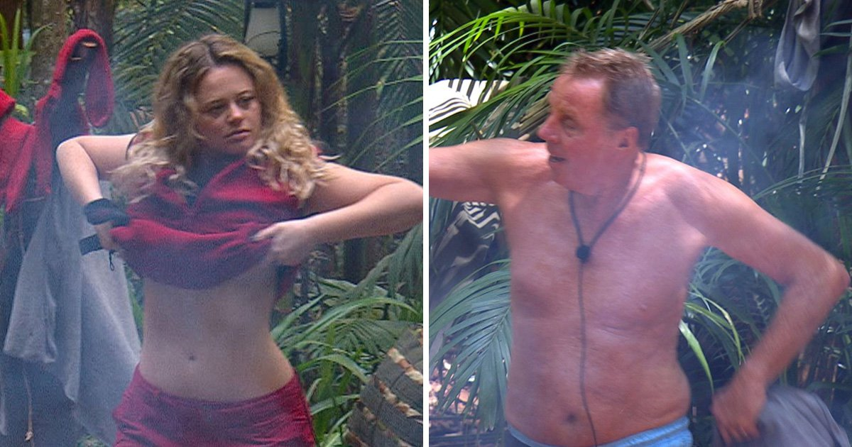 I'm a Celebrity stars lose 'four stone' on basic rations with Harry Redknapp and Nick Knowles among biggest losers