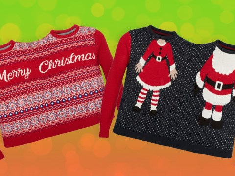 Tesco is selling Christmas jumpers for two people 'to combat loneliness'