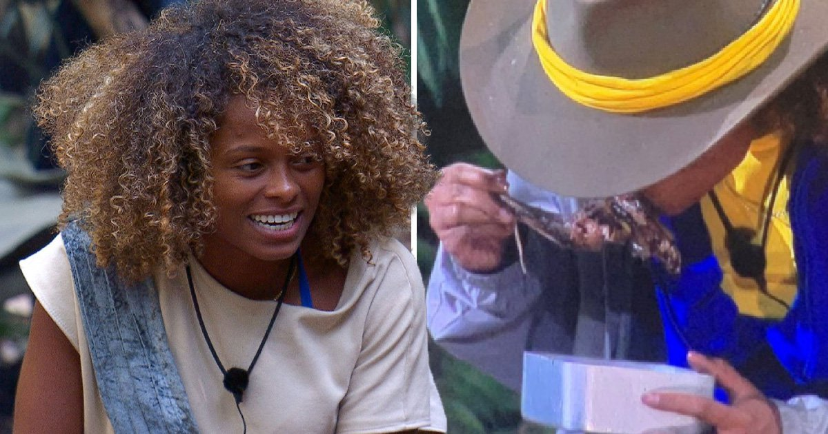 Fleur East's sister slams I'm a Celebrity vegan claims