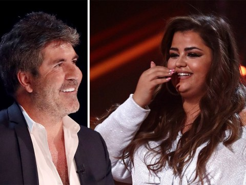 X Factor's Scarlett Lee praises Simon Cowell for helping after house fire