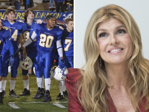 We're sorry to disappoint you but there's not going to be a Friday Night Lights movie