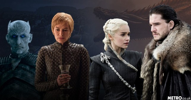Game Of Thrones Season 8 Posters Contain Big Spoilers