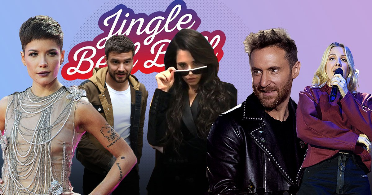 Capital's Jingle Bell Ball's six degrees of separation as Cheryl and Liam are set to attend same event