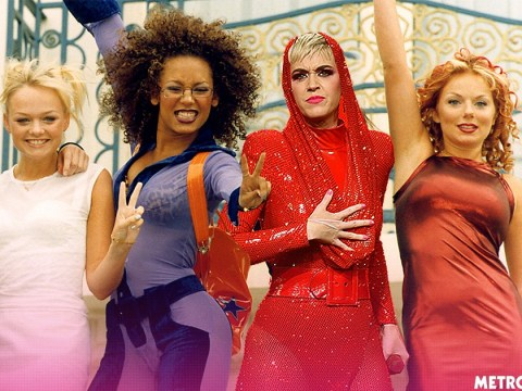 Mel B and Emma Bunton want Katy Perry to replace Victoria Beckham on Spice Girls tour