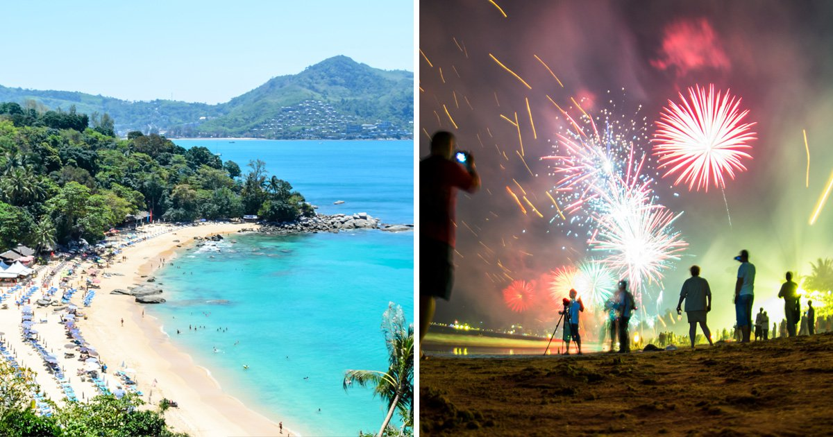 Best work Christmas party in the world as boss flies workers to Thailand