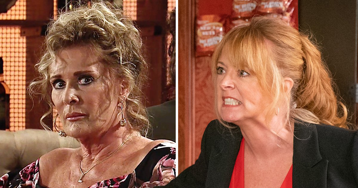 Coronation Street spoilers: Liz McDonald and Jenny Connor team up for revenge on Johnny?