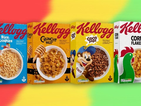 Kellogg's to introduce 'traffic-light' labelling on UK cereal packets