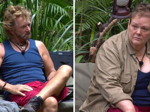 I'm A Celebrity's Anne Hegerty gets Noel Edmonds question wrong on The Chase