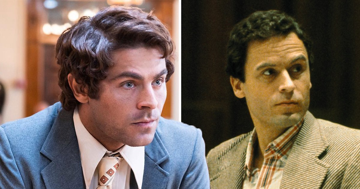 Zac Efron shares first look at Extremely Wicked, Shockingly Evil and Vile as he transforms into Ted Bundy