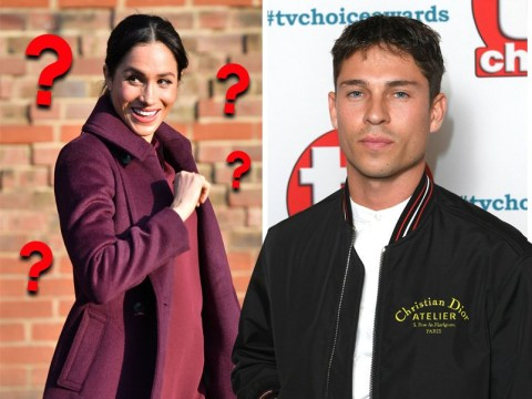 Joey Essex genuinely confuses Meghan Markle with Love Island's Megan Barton-Hanson and we can't even