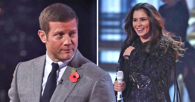 X Factor's Dermot talks Cheryl performance