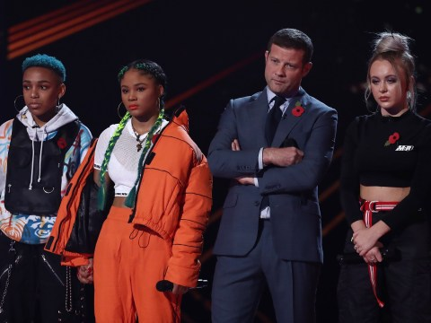 Who left X Factor last night in the latest double elimination?
