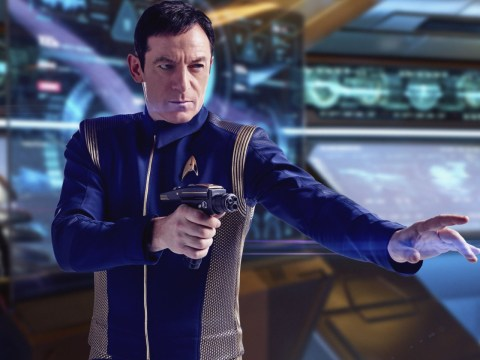Jason Issacs reveals how you should have guessed Lorca's secret in Star Trek Discovery