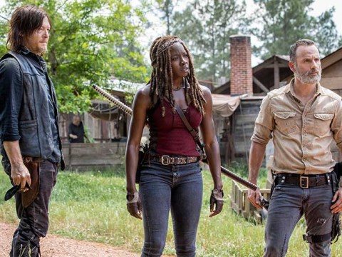 Walking Dead fans can now experience the show IRL as studio tour opens