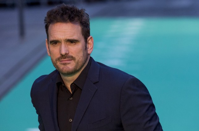 VALLADOLID, SPAIN - OCTOBER 20: American actor Matt Dillon attends 'Tu Hijo' premiere during 63rd Seminci International Film Week of Valladolid on October 20, 2018 in Valladolid, Spain. (Photo by Juan Naharro Gimenez/Getty Images)