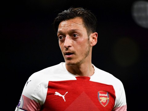 Why Unai Emery has dropped Mesut Ozil for Arsenal's Carabao Cup clash against Tottenham