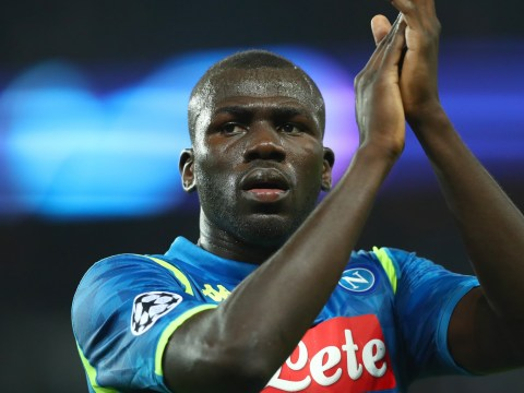How Manchester United scouts rated Kalidou Koulibaly's performance against Liverpool