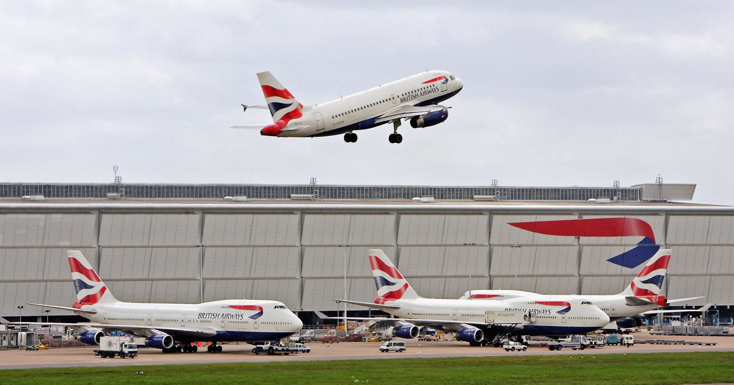 British Airways may leave Britain if there's a no deal Brexit
